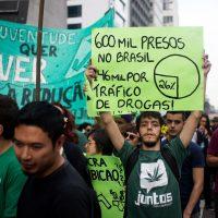 A militância antiproibicionista no Brasil
