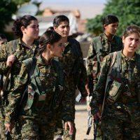 A primavera árabe e as transformações da luta curda