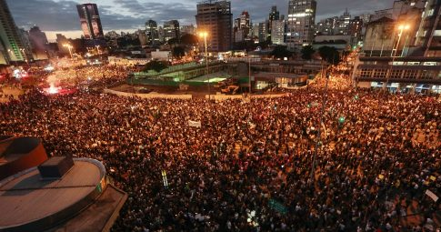 ed77d3e87403d Miguel Schincariol   AFP. Miguel Schincariol   AFP. O Brasil encerrou um  ciclo político ...