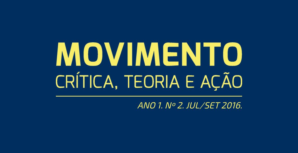 Apresentação da Revista Movimento n. 2