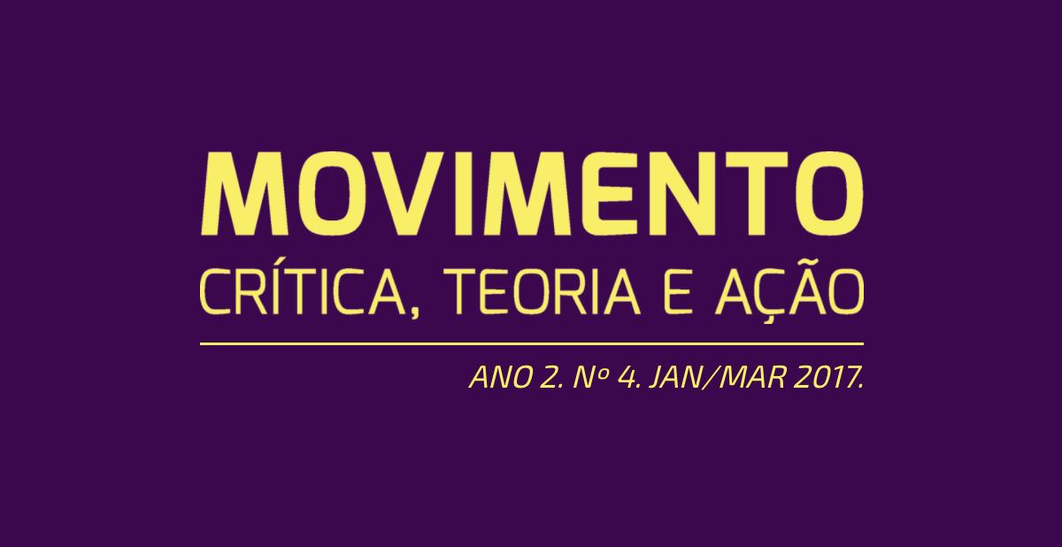 Apresentação da Revista Movimento n. 4