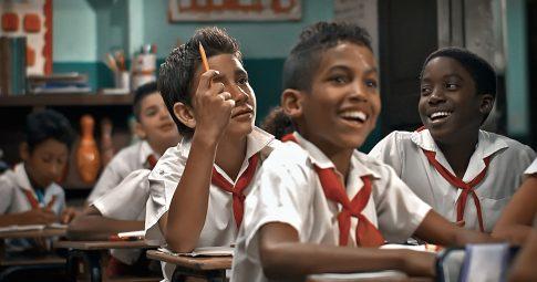 """Cena de """"Numa Escola de Havana"""", de Eduardo Daranas"""