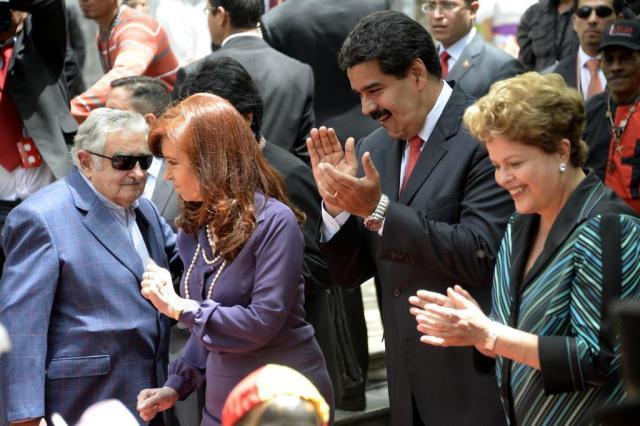Notas sobre a América Latina: o fim de uma etapa e o começo de outra