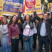 Nossa luta por democracia real em Porto Alegre