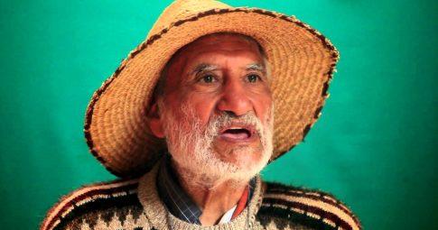O socialista peruano Hugo Blanco - Reprodução