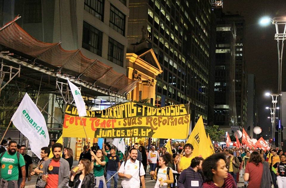 Sobre as manifestações do 30 de junho