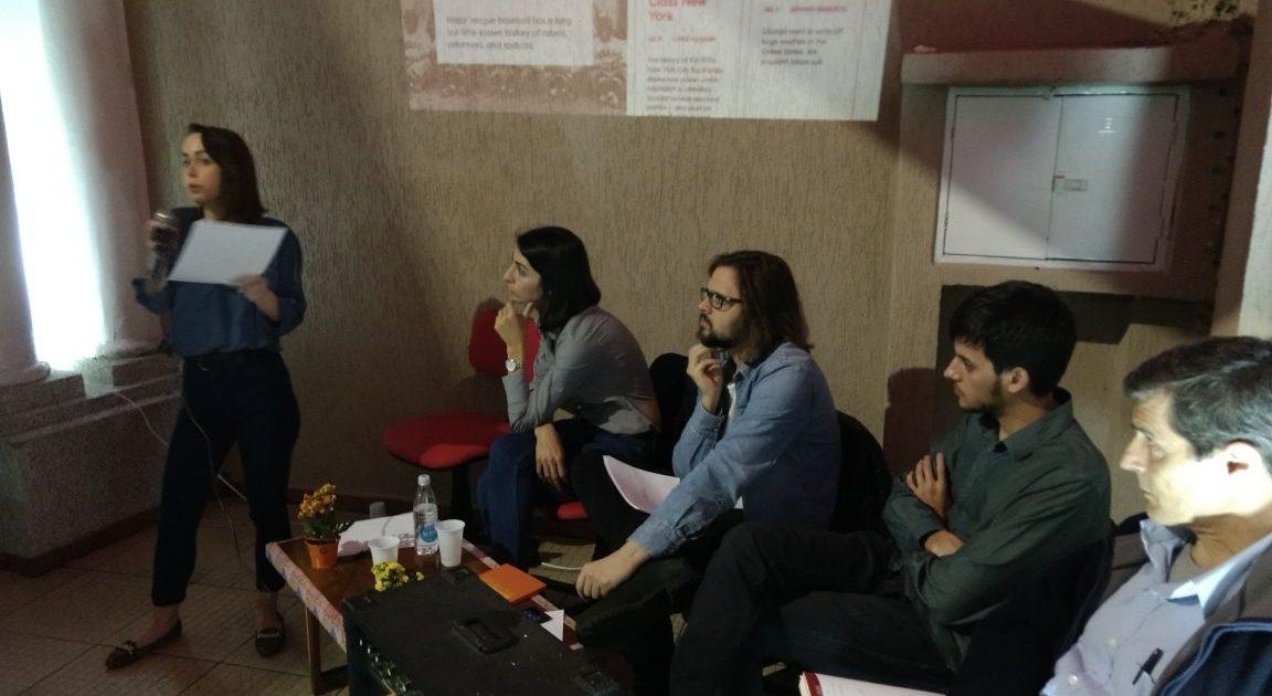 Lançamento do site da Revista Movimento é acompanhado de debate sobre crise brasileira