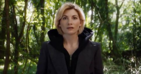 jodie whittaker em trailer da série