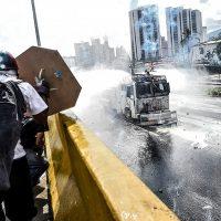 """Marea Socialista diz não à violência: nem """"coletivos"""" armados, nem """"guarimberos"""""""