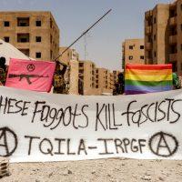"""""""Esses viados matam fascistas"""": A resistência curda aponta o caminho"""