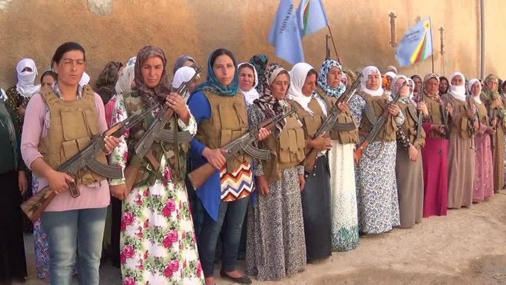 Resistência curda e as lutas democráticas