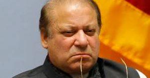 O político Nawaz Sharif - Reprodução