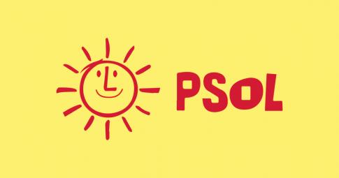 Logotipo do Partido Socialismo e Liberdade (PSOL)