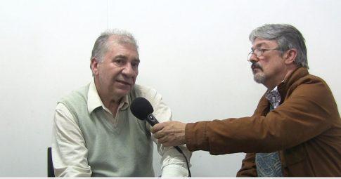 Carlos Carcione dá entrevista ao MSTTV