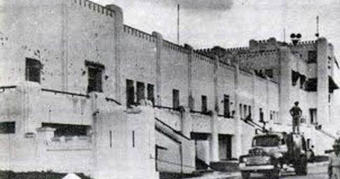 O quartel Moncada em Santiago de Cuba - Reprodução