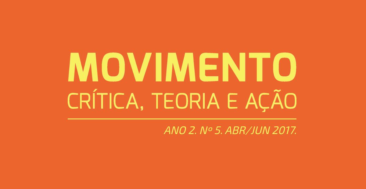Apresentação da Revista Movimento n. 5