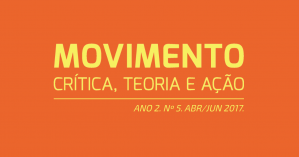 Capa da Revista Movimento n. 5