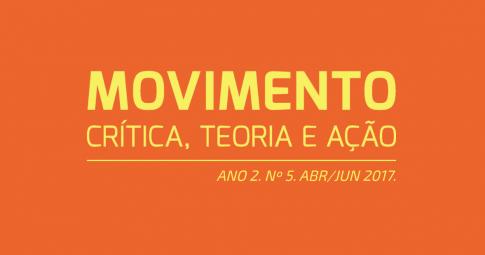 Capa da Revista Movimento n. 5