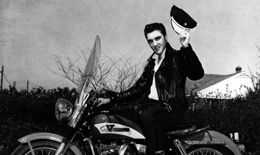 Elvis Presley, um rebelde improvável