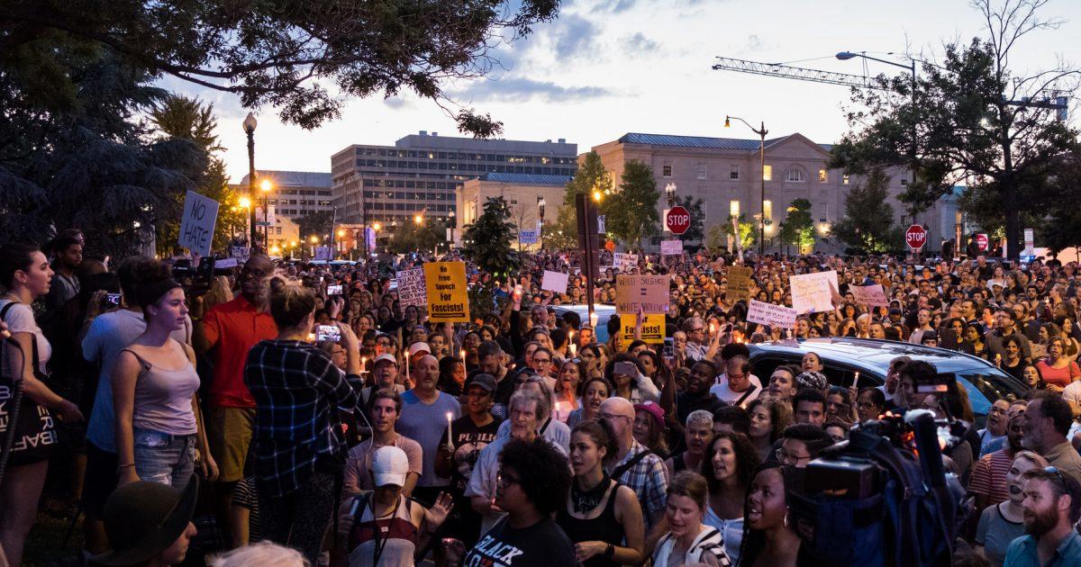 Após Charlottesville, repetimos: nenhuma trégua contra o imperialismo e o fascismo