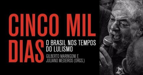 Capa de livro organizado por Maringoni pela ed. Boitempo