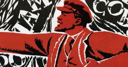 Poster comunista - Reprodução