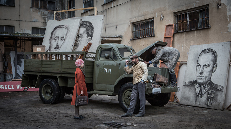 O interminável realismo socialista