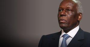 O presidente angolano José Eduardo dos Santos - VerAngola