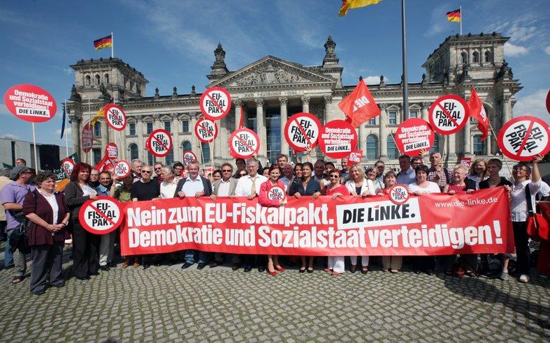 Quais perspectivas para a esquerda alemã?