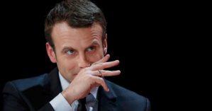 Emmanuel Macron em maio - Jeso Carneiro / Flickr