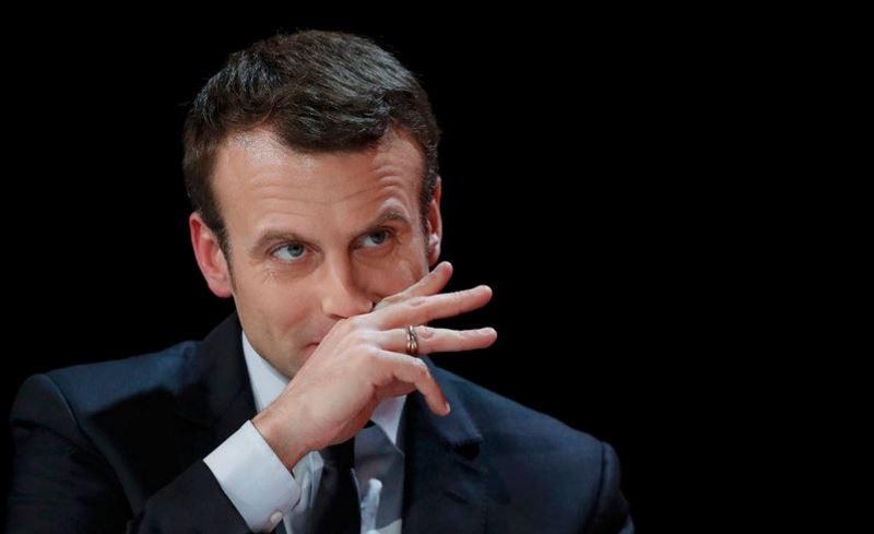 Emmanuel Macron não é seu amigo