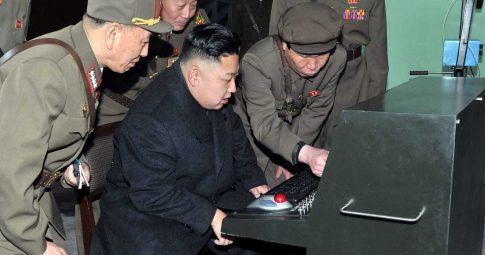 O presidente nort0e-coreano Kim Jong-un - Reprodução