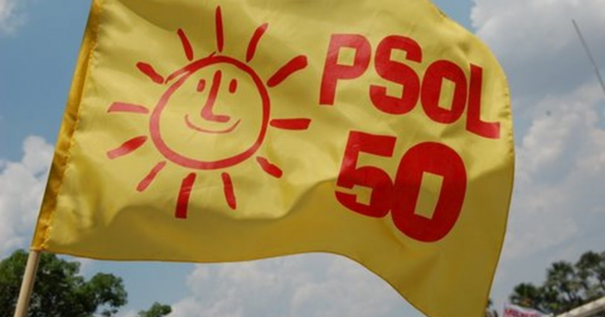 As tarefas do VI Congresso do PSOL
