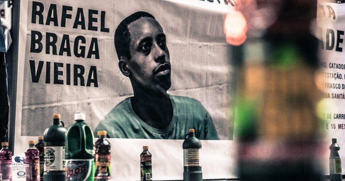 Rafael Braga e Michel Temer: faces da impunidade racista no Brasil