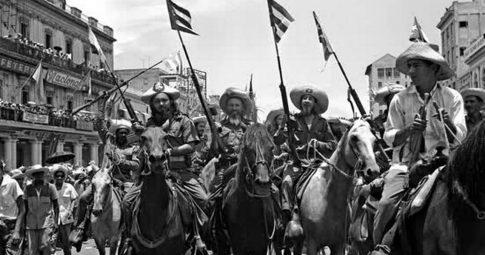 Resultado de imagem para diferenças entre a revolução cubana e a sandinista