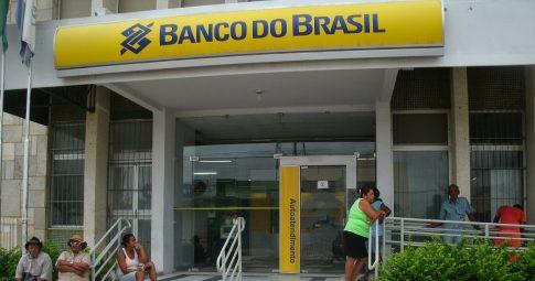 Agência do Banco do Brasil - Reprodução