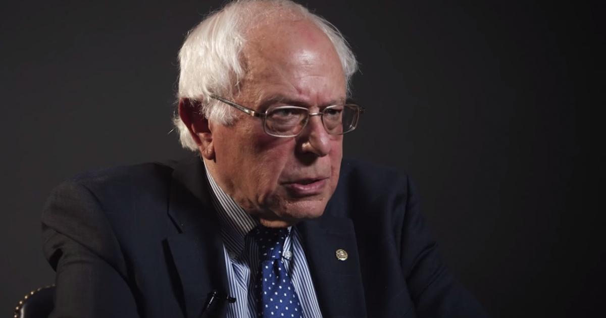 """""""O Partido Democrata esteve muito próximo dos interesses financeiros"""""""