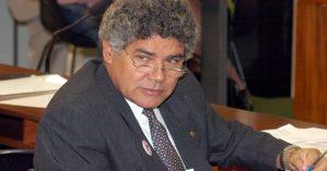 O então deputado do PT, Chico Alencar - Reprodução