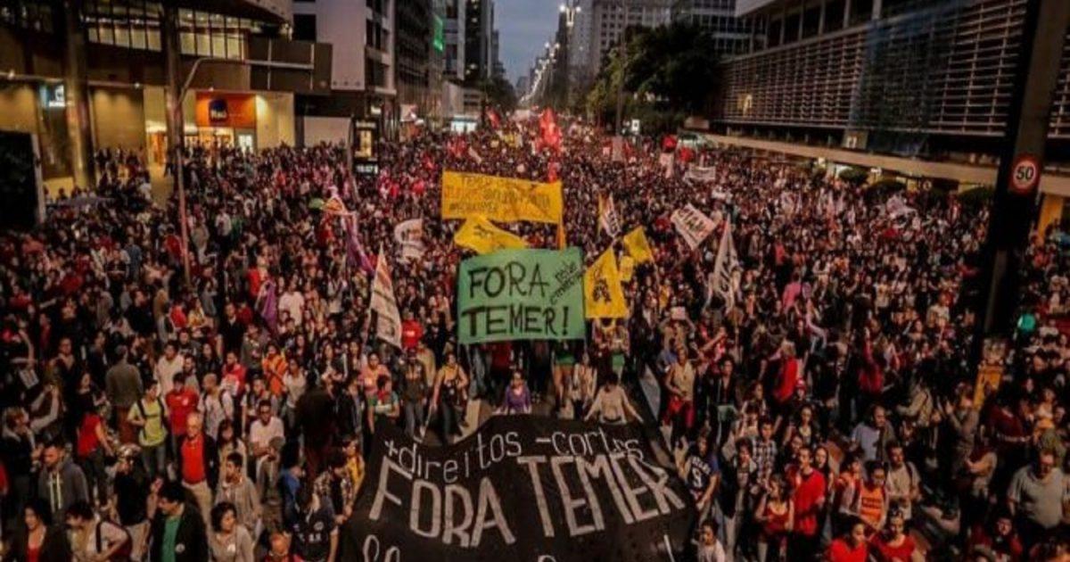 Plataforma Sindical Democrática e Anticapitalista – Edição Manifesto