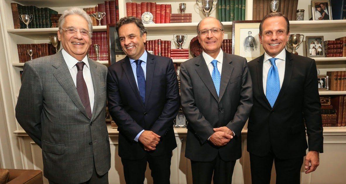 O que está acontecendo com o PSDB?
