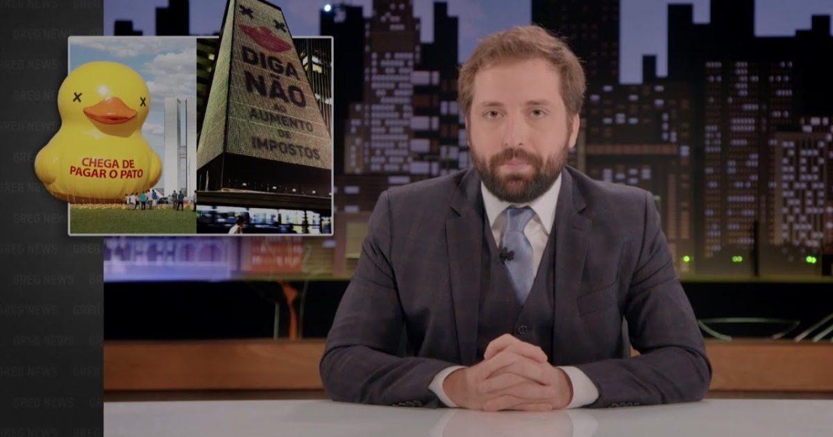 Greg News – um respiro de crítica independente | Revista