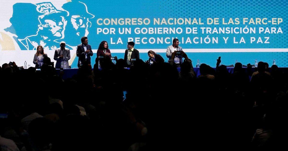 A nova FARC