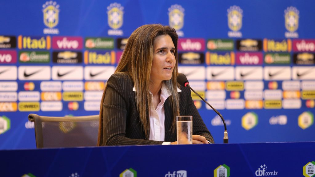 O futebol feminino se levanta pela igualdade de gênero na modalidade