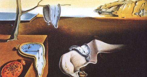 """""""A Persistência da Memória"""", Salvador Dalí, 1931"""