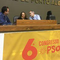 Congresso do PSOL gaúcho aprova nome de Luciana Genro à presidência da República