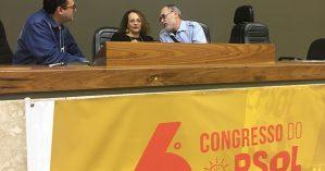 Luciana Genro participa do 6º Congresso do PSOL gaúcho - Samir Oliveira