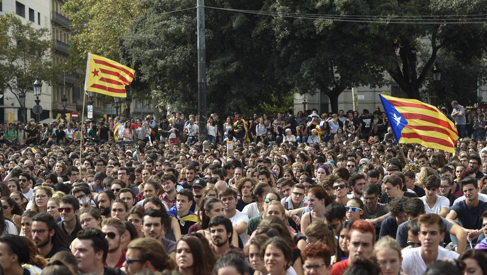 Brochuras desde um olhar latino-americano sobre a revolução catalã e a Europa