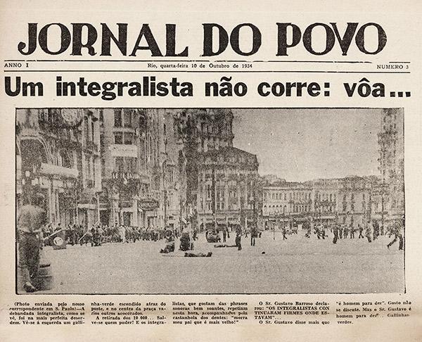 Quando a extrema-direita brasileira fugiu…