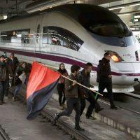 8-N na Catalunha: Greve geral sem sindicatos majoritários