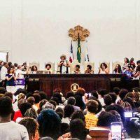 """""""A liderança feminista negra é fundamentalmente coletiva"""""""